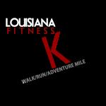 LouisianaFitness5K & AdventureMile  registration logo