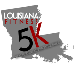 LouisianaFitness5K & AdventureMile  registration logo