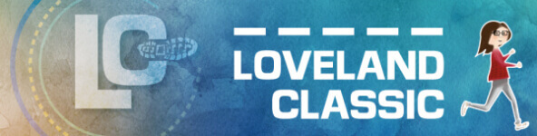 Loveland Classic Expo & Race Day registration logo