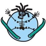 LOW Ski Club Spooktacular 5K and 1 Mile Fun Run registration logo