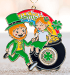 Luck of the Irish 3.17 mile-Clearance from 2018 registration logo