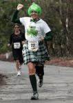 Lucky Leprechaun 5K, 10K and 1 mile Run registration logo