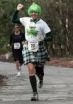 Lucky Leprechaun 5K, 10K and 1 mile Run registration logo