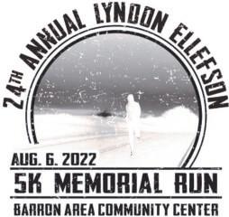 Lyndon Ellefson Memorial Run  registration logo