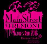 MainStreet Mayor's Run registration logo