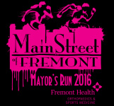 MainStreet Mayor's Run registration logo