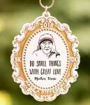 Make a Difference Day 5K & 10K - Remembering Mother Teresa registration logo