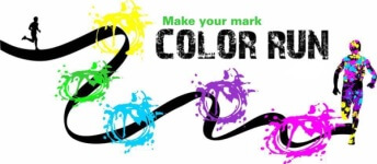Make Your Mark Color Run registration logo