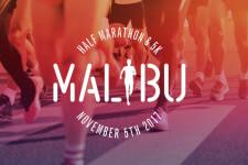 Malibu Half Marathon & 5K registration logo