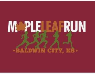 Maple Leaf Run registration logo