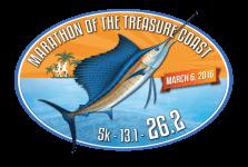 Marathon of the Treasure Coast registration logo