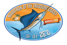 Marathon of the Treasure Coast registration logo