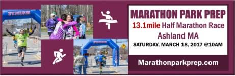 Marathon Park Prep registration logo