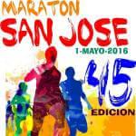 Maraton San Jose de Aguada registration logo