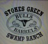 March Bulls and Barrels Buckle Series registration logo