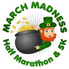 March Madness Half Marathon, 10K & 5K registration logo