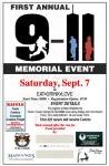 MARDET Association 9/11 Memorial Run registration logo