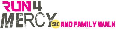 Marietta Run for Mercy 5K & Family Walk registration logo