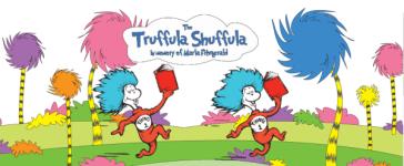 Marla's 5K Truffula Shuffula registration logo