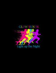 Marsh Valley Glow Run registration logo