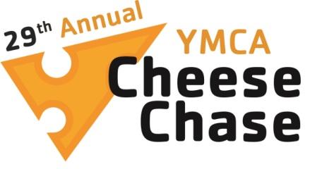 Marshfield YMCA Cheese Chase 2020 registration logo