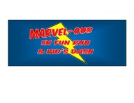 Marvel-ous 5K registration logo