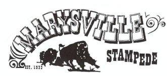 Marysville Stampede registration logo