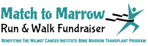 Match to Marrow Run/Walk registration logo