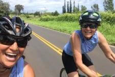 Maui Upcountry Bike Tour 2018 registration logo