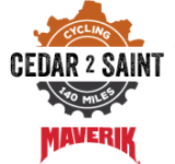 Maverik Cedar to Saint registration logo