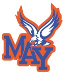 MAY 5K in the 5T registration logo