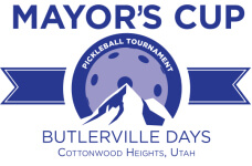 Mayor's Cup Pickleball Tournament registration logo