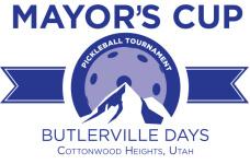 Mayor's Cup Pickleball Tournament registration logo