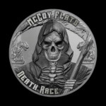 McCoy Flat Death Race - 4.1 miles - 100 miles registration logo