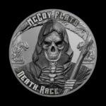 McCoy Flat Death Race - 4.1 miles - 100 miles registration logo