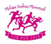 Melissa Jenkins Memorial Fun Run registration logo