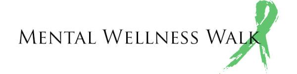 Mental Wellness Walk registration logo