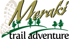 Meraki Trail Adventure registration logo