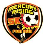 Mercury Rising Virtual 5K registration logo