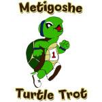 Metigoshe Turtle Trot registration logo