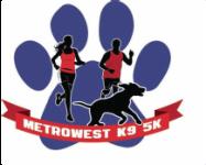METROWEST K9 5K registration logo