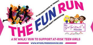 MGH Community Fun Run registration logo