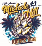 Michele Hill Raider Run registration logo