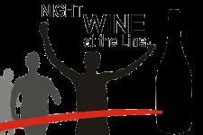 Michiana Wine Festival Night Wine at the Line 5K registration logo