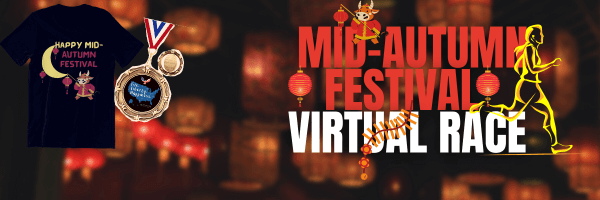 Mid-Autumn Festival Virtual Race registration logo