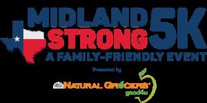 Midland Strong 5K  registration logo