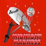 Midnight Madness 3 on 3 Hoop Challenge registration logo