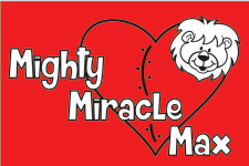 Mighty Miracle Max 5k  registration logo