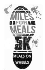 Miles 4 Wheels registration logo