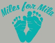 Miles for Mila registration logo